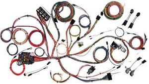 1964 66 Ford Mustang Classic Wiring Complete Update Kit 510125