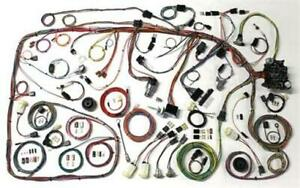 73 79 Ford Truck 78 79 Bronco Classic Update Wiring Harness Complete Kit 510342