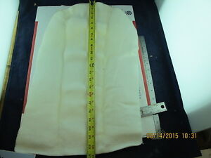 Lot Of 3 Forenta 27002 Flannel Laundry Press Pads For Models 38 Mil 450