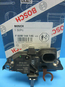 Voltage Regulator Genuine Bosch F00m144146 For Mercedes Oem 0031546506