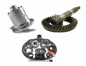 Dana 35 Yukon Grizzly Locker 27 Spline 4 11 Ring And Pinion Gear Pkg Jeep