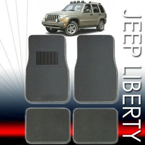 2008 2009 2010 2011 2012 2013 2014 2015 For Jeep Liberty Floor Mats