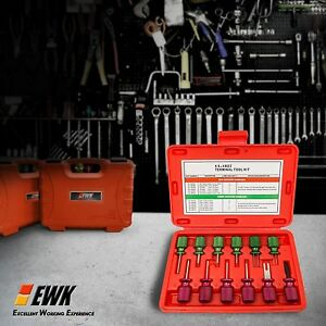 Ewk Automotive Wire Electrical Terminal Release Connector Removal Tool For Gm C3