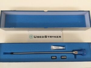 Stryker 502 539 010 5mm 0 Degree Laparoscope Ideal Eyes