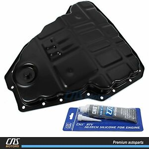 auto Transmission Oil Pan For 93 06 Nissan Altima Maxima Quest Sentra I30 I35