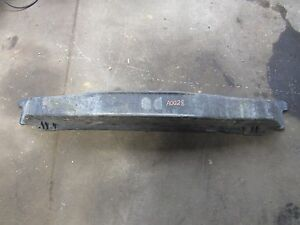 00 01 Hyundai Tiburon Rear Reinforcement Impact Bar Rebar