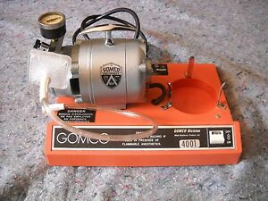 Gomco 4001 Suction Pumps