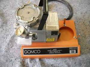 Gomco 300 Suction Pumps