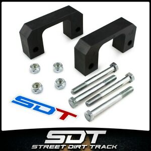 2 Front Leveling Lift Kit For 2007 2020 Chevy Silverado Gmc Sierra 1500 4x2 4x4