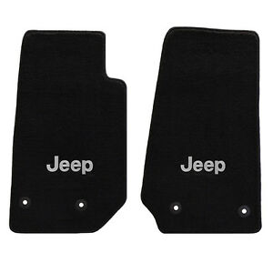 Lloyd Floor Mats 2 All Weather Carpet Mats For Jeep 2014 2015 Jeep Wrangler