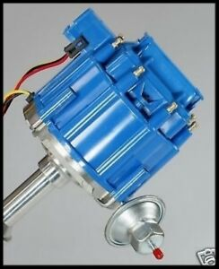 Ford Inline Six Straight 6 Cylinder 144 170 200 250 Hei Distributor 8527 Blue