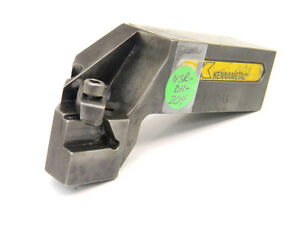 Used Kennametal 1 25 Shank Nsr dh 204 Top Notch Turning Tool Holder Ng 4r