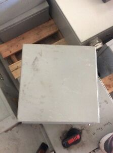 Wiegmann Electric Enclosure Box Type 12 13 B121206ch