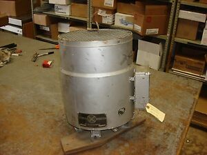 The Selas Company Aircraft Helicopter Airplane Strato Heater Model 28fm45