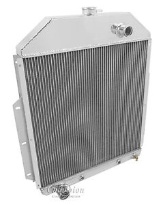 1948 1949 1950 1951 1952 Ford F1 F2 F3 Truck 3 Row Rs Radiator Ford V8