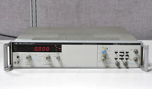 Hp Agilent Keysight 5328a Universal Frequency Counter 130mhz Opt 040 H27 Doa