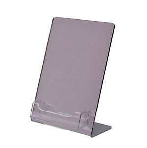 5 w X7 h lot Of 12 slant Back Counter Top Jewelry Stand Mirror W Business Car