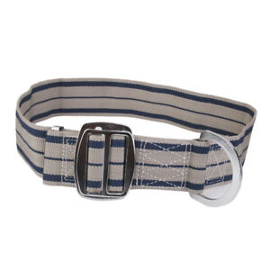 Safety Rock Tree Climbing Harness Belt Equip Tool D ring Adjustable Grey