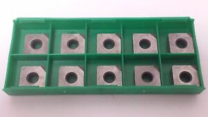 New World Products Snma 433 Cb1 Cbn Tipped Carbide Inserts 10pcs Snga 433