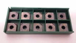 New World Products Snma 433 Cb2 Cbn Tipped Carbide Inserts 10pcs Snga 433