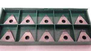 New World Products Tnma 432 Cb2 Cbn Tipped Carbide Inserts 10pc Tnga 432 Tnma432