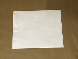 5 Tyvek Envelopes White 10 X 13 Size