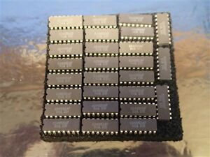 1 Lot 27 Pcs Cd4050af Integrated Circuit New Old Stock Nos Unused