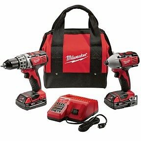 Milwaukee 2691 22 M18 18v Cordless Lithium ion 1 2 In Drill Driver