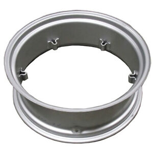 Rear Rim For Ford 2n 8n 9n Tractor 10 X 28 6 Loop Nca1020b Mf Db Case Ih