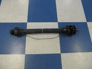 New Heavy Duty Slip Clutch Series 6 Pto Shaft For Rotary Cutters 20 Splined