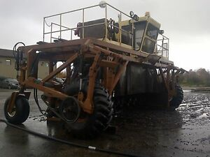 1990 Scarab 18 Compost Turner