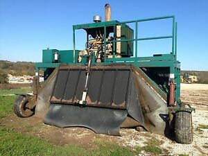2000 Frontier Tb14 Compost Turner