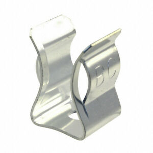 Littelfuse 127001 Fuse Clip 30 Amp Silver Plated