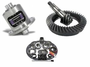 Gm 8 2 Chevy 10 Bolt 3 55 Ring And Pinion Duragrip Posi Gear Package