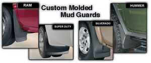 Dodge Front Rear Husky Liners Molded Mud Guards Flaps Set Of 4 Easy Install