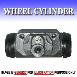 Wc0107 Fit Drum Brake Wheel Cylinder Rear Left W37051 Wc37051 Chevrolet Corvair