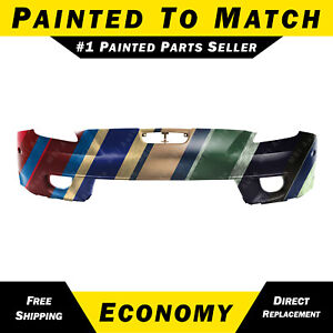 New Painted To Match Front Bumper Cover Replacement For 2000 2002 Toyota Celica