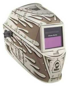 Miller Electric 271346 Auto Darkening Welding Helmet Metalworks