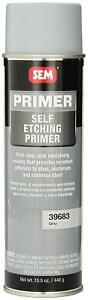 Sem 39683 Grey Self Etching Primer 15 5 Oz