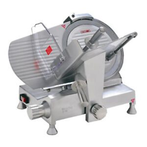 Eurobid Hbs 300l Electric Meat Slicer 12 Blade