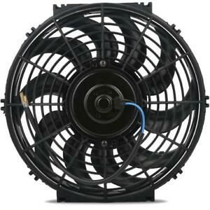 12 Inch Electric Radiator Cooling Fan 12 Volt Slim Automotive Car Truck Engine