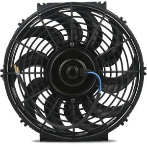12 Inch Electric Radiator Cooling Fan 12v 90w High Performance Motor 2000 Cfm