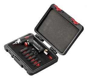 King Tony Nc 0208 1 4 In Drive Air Impact Wrench Kit