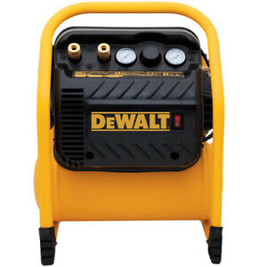 Dewalt 2 5 Gal 200 Psi Heavy duty Compressor Dwfp55130 New