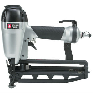 Porter cable 16 gauge 2 1 2 Straight Finish Nailer Kit Fn250c Reconditioned