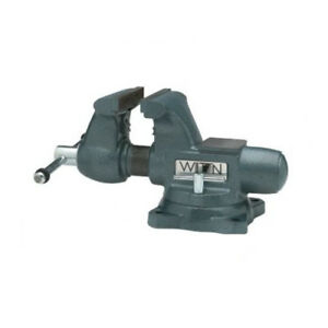 Wilton Wmh63201 1765 Tradesman Vise 6 1 2 In Jaw Width 6 1 2 In Opening New