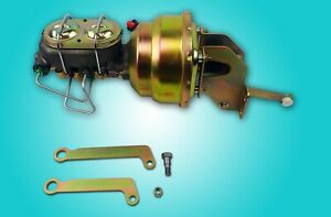 Mopar A B E Body Power Brake Booster And Master Cylinder With Pro Valve Pv2