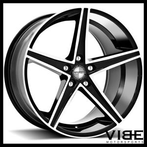 20 Sporza Topaz Machined Concave Wheels Rims Fits Toyota Camry