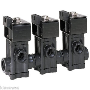 Directovalve 144a 3 Electric Solenoid Valve