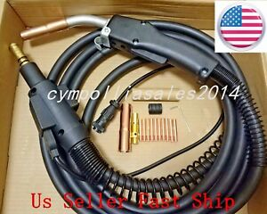 Us Seller Mig Welding Gun 10 250amp Replacement lincoln Magnum 250l power Mig
